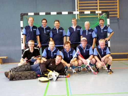 Senioren des Hockey-Club Bad Homburg in Kassel, Februar 2010