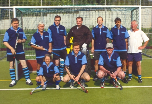 Senioren des Hockey-Club Bad Homburg, August 2010