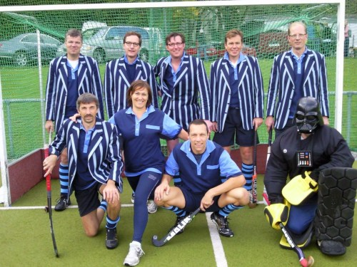 Senioren des Hockey-Club Bad Homburg, München 2010