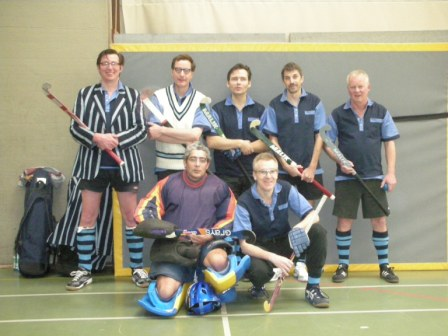 Senioren des Hockey-Club Bad Homburg, Februar 2011