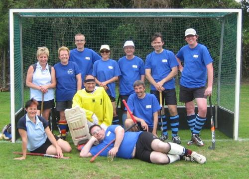 Senioren des Hockey-Club Bad Homburg, Juni 2011