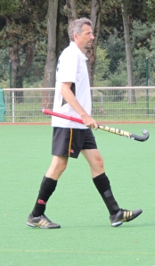 Hennes Jednat, Hockey-Club Bad Homburg
