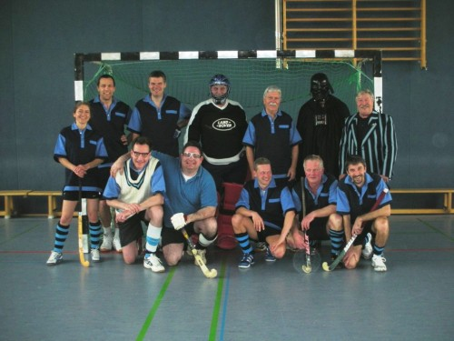 Senioren des Hockey-Club Bad Homburg, März 2011