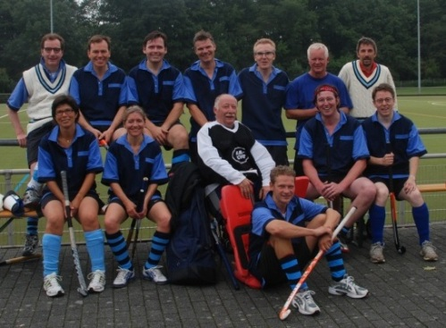 Senioren des Hockey-Club Bad Homburg, August 2011