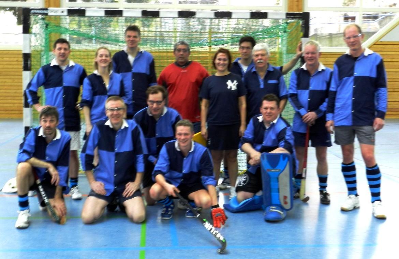 Senioren des Hockey-Club Bad Homburg, Februar 2012