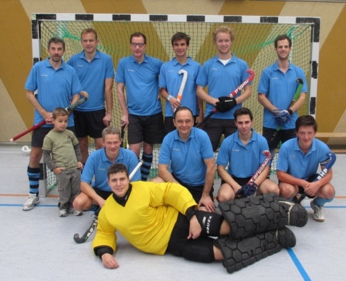 1. Herren des Hockey-Club Bad Homburg, November 2012