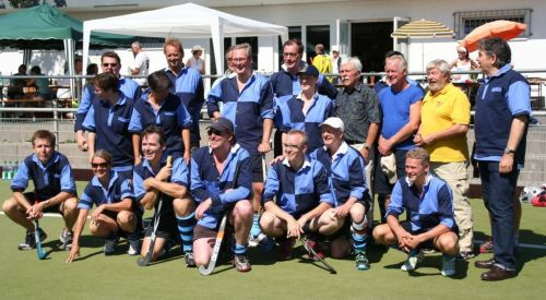 Senioren des Hockey-Club Bad Homburg, August 2012