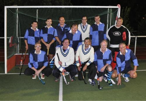 Senioren des Hockey-Club Bad Homburg in Kronberg, August 2012