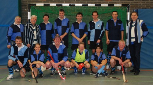 Senioren des Hockey-Club Bad Homburg, Februar 2013