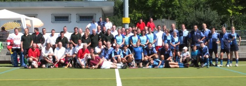 Teilnehmer Feldhockey-Turnier 2013 des Hockey-Club Bad Homburg