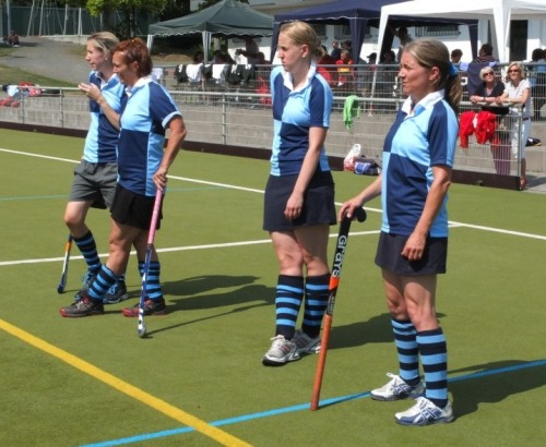 Damen des Hockey-Club Bad Homburg
