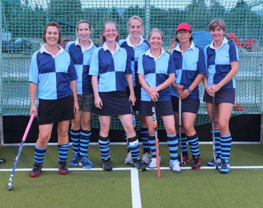 Damen Hockey-Club Bad Homburg in Wiesbaden, August 2013