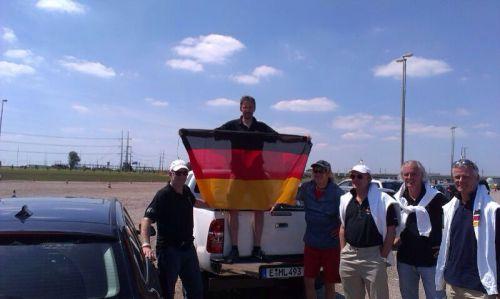 Masters-WM 2014: Unser aller Hennes zeigt die Farben, auf die es ankommt.