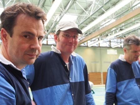 Sascha, Christian, Martin